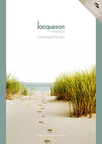 Catalogue Jacqueson été 2017