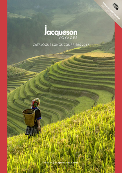 Catalogue Jacqueson Voyages longs courriers 2107