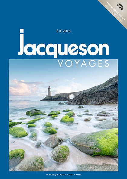 Catalogue Jacqueson été 2018