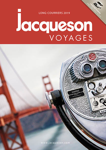 Catalogue Long-Courriers 2019 Jacqueson Voyages