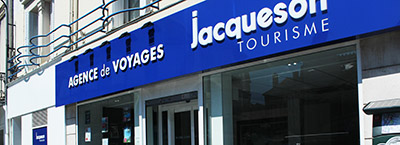 Agence de voyages Jacqueson Tourisme Epernay